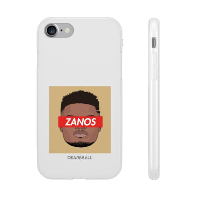 Zion Williamson Phone Cases - ZANOS Gold Supremacy