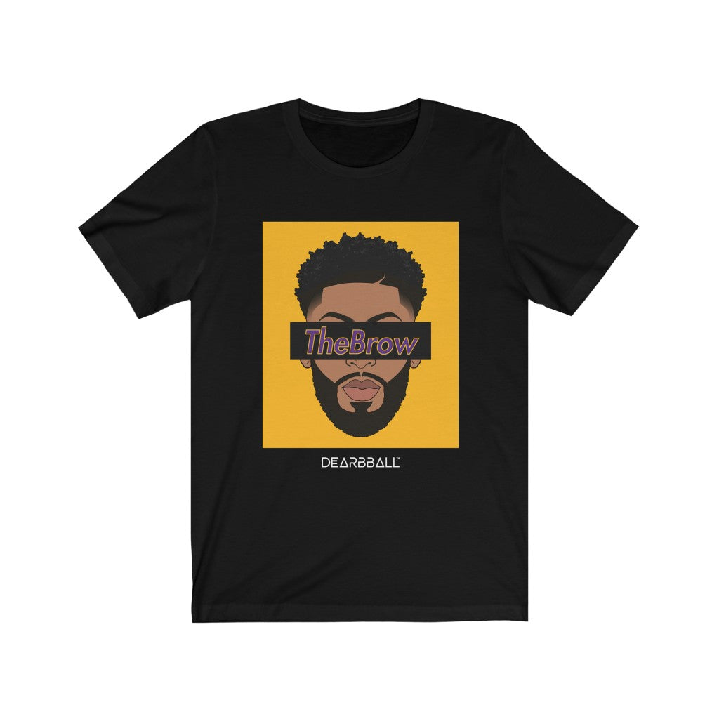 Anthony Davis T-Shirt - The Brow Black LA Supremacy