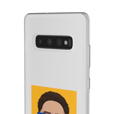 Klay Thompson Phone Cases - Splash Yellow Supremacy