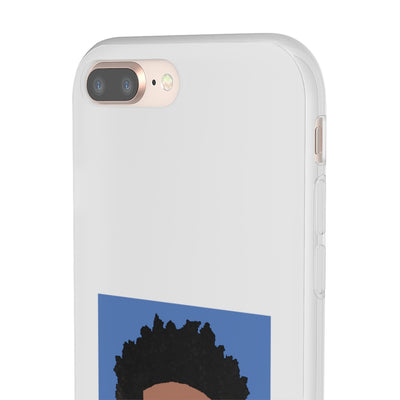 Joel Embiid Phone Cases - DO A 180 Blue Supremacy