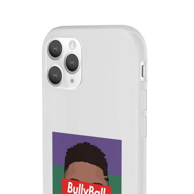 Zion Williamson Phone Cases - BullyBall Tricolor Supremacy