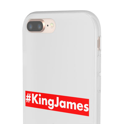 Lebron James Phone Cases - KingJames Hashtag