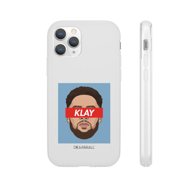 Klay Thompson Phone Cases - GSW Blue Supremacy