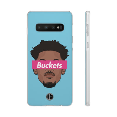 Jimmy Butler Phone Cases - Buckets Miami Vice Blue Supremacy Premium