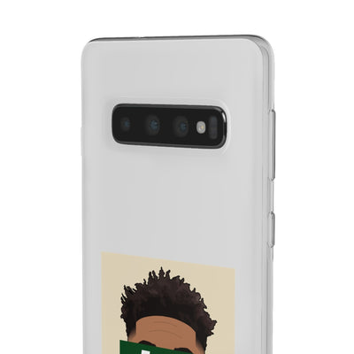 Giannis Antetokounmpo Phone Cases - Freak Milwaukee Colors Supremacy