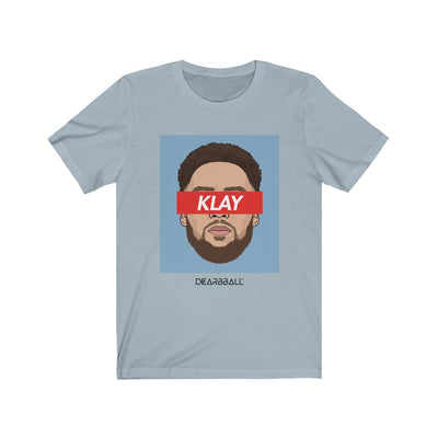 Klay Thompson T-Shirt - GSW Blue Supremacy