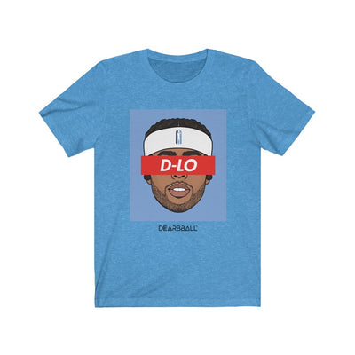D'angelo Russell T-Shirt - D-LO Supremacy