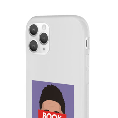 Devin Booker Phone Cases - Book Purple Supremacy