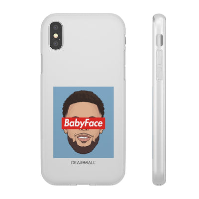 Stephen Curry Phone Cases - Baby Face Supremacy