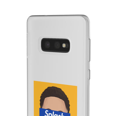 Stephen Curry Phone Cases - Splash Supremacy Blue