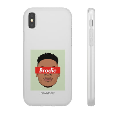 Russell Westbrook Phone Cases - Brodie Green Supremacy