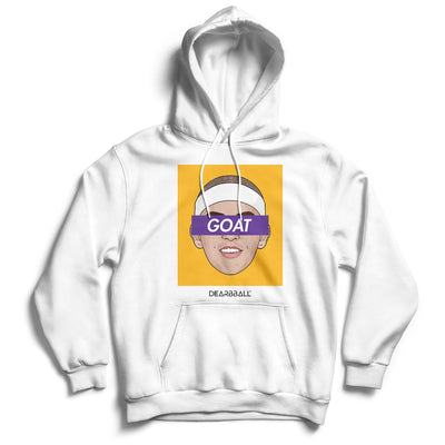 Alex-Caruso-Hoodie-Goat-yellow-Los-Angeles-Lakers-Basketball-Dearbball