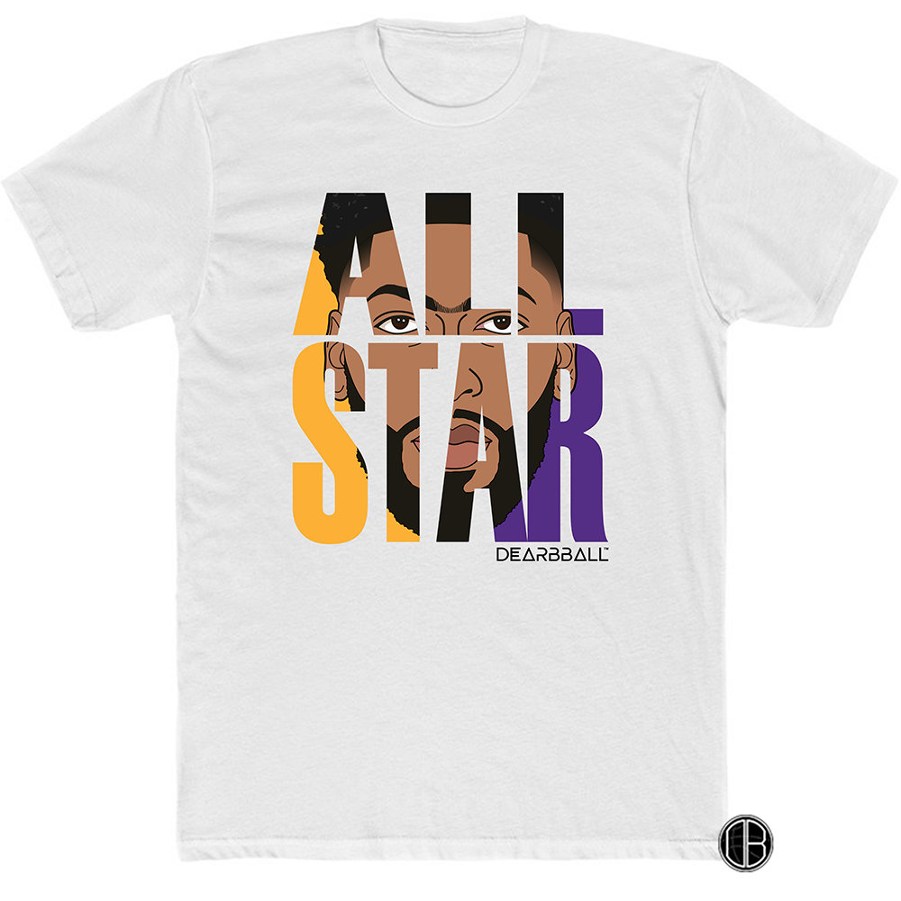 Anthony Davis Bicolor ALL STAR GAME