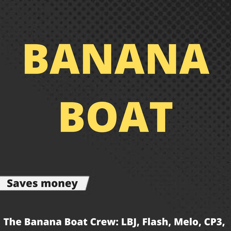 Banana Boat Super Team Bundle