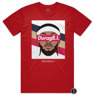 Brandon_Ingram_Shirt_DuragB.I._Earned_Dearbball_Red