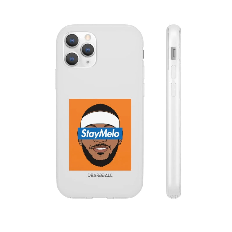 Carmelo Anthony Phone Cases - Stay Melo NYK Supremacy