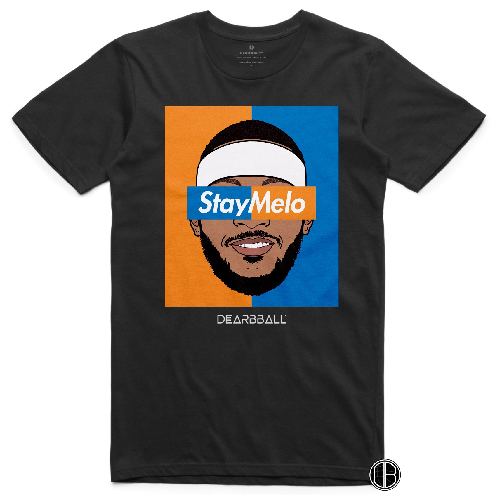 Carmelo_Anthony_Shirt_StayMelo_Dearbball_Black