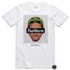 Dennis Rodman Shirt 1998 Finals Hair Style - TheWorm Supremacy Legends