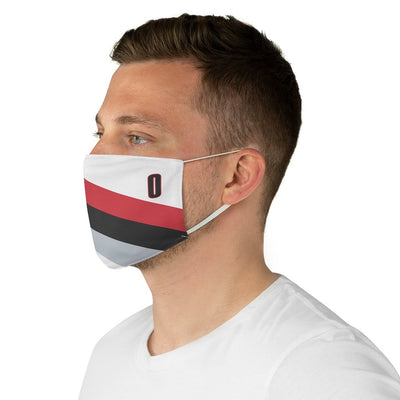 Damian Lillard Mask DameTime Portland Trail Blazers BASKETBALL DEARBBALL side