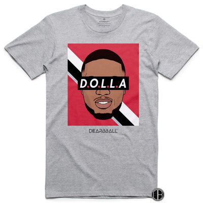 Damian_Lillard_Shirt_DOLLA_Dearbball_Grey