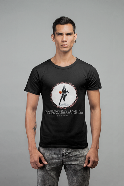Ball Handling Black Shirt - BallerLegacy