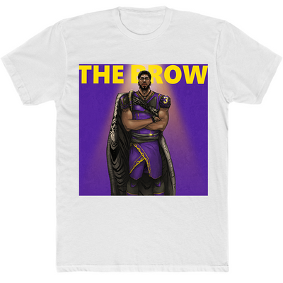 The BROW AD Show Time in LA White Shirt