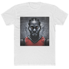 Kawhi Emotional Face White Shirt - Mystical Eyes