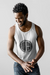 DB Hooper White Tank top - Performance™