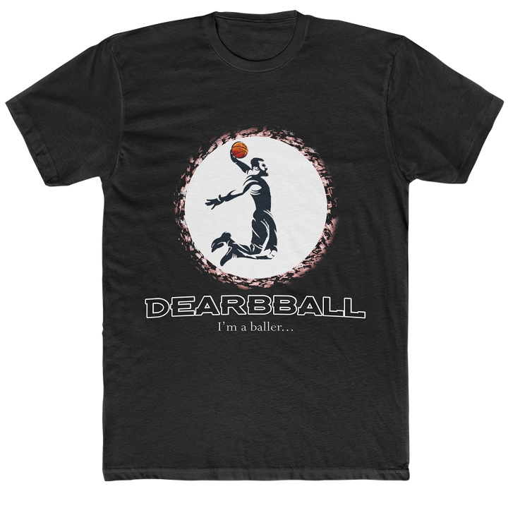 Signature Dunk Black Shirt - BallerLegacy