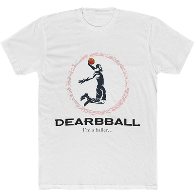 Signature Dunk White Shirt - BallerLegacy