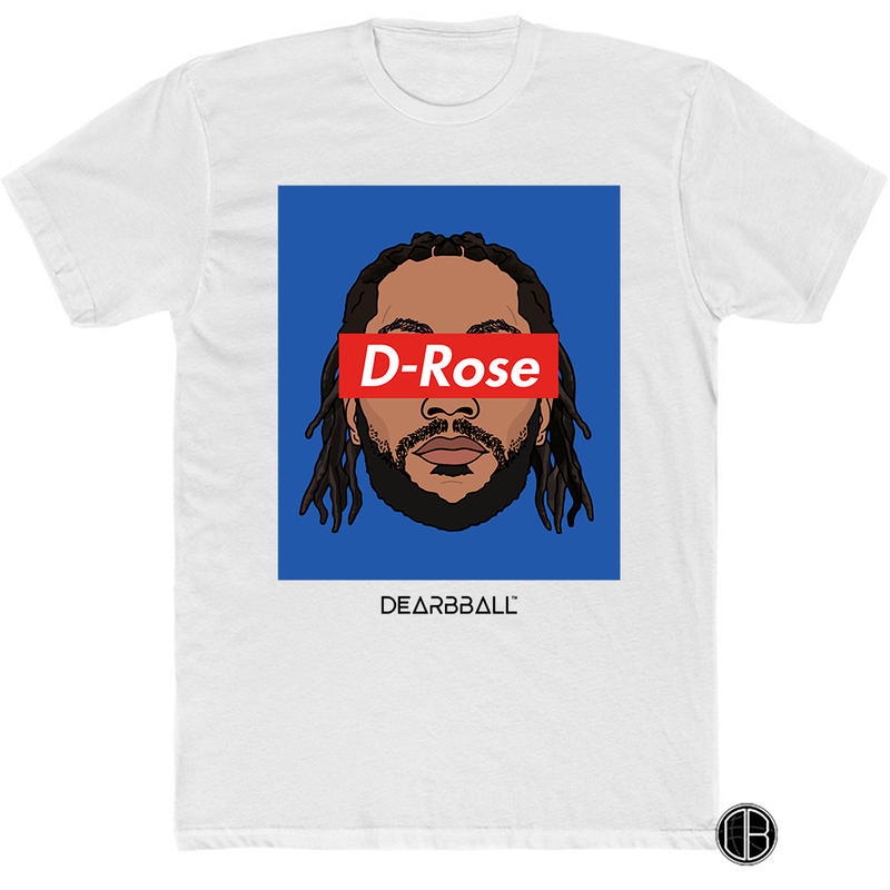 Derrick Rose T-Shirt - DRose Hoops Supremacy