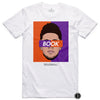 Devin Booker T-Shirt white D-Book Phoenix Suns Basketball Dearbball