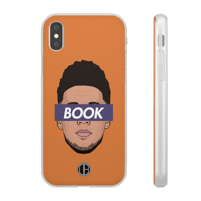 Devin Booker Phone Cases  - Book Suns Colors Supremacy Premium