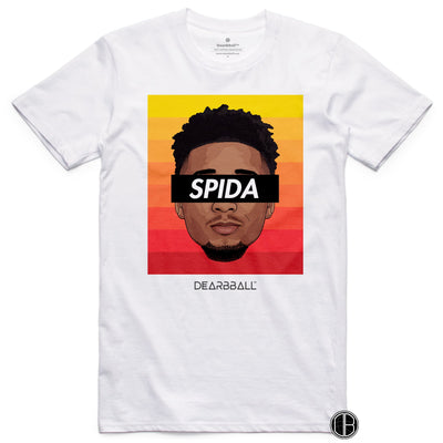 Donovan_Mitchell_Shirt_Spida_Gradient_Dearbball_White