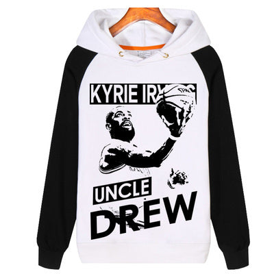 Men's Style Kyrie Irving Uncle Drew Layup - Fashion Edition Hoodie