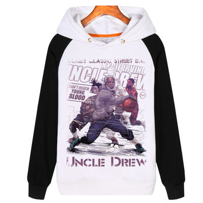 Men's Style Kyrie Irving Uncle Drew - Fashion Edition Hoodie