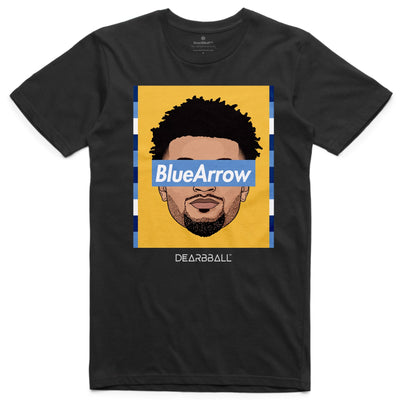 Jamal_Murray_Shirt_BlueArrow_Dearbball_Black