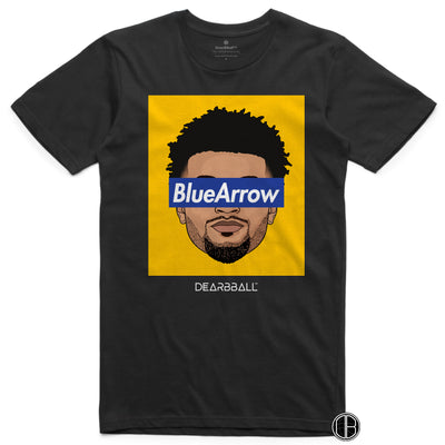 Jamal_Murray_shirt_BlueArrow_yellow_Denver_Nuggets_dearbball_black