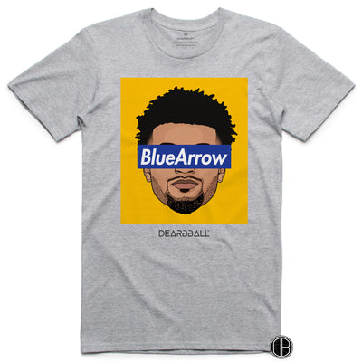 Jamal_Murray_shirt_BlueArrow_yellow_Denver_Nuggets_dearbball_grey