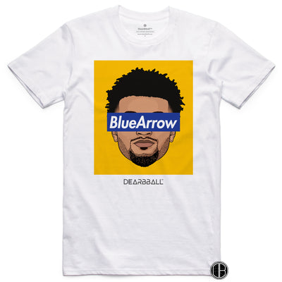 Jamal_Murray_shirt_BlueArrow_yellow_Denver_Nuggets_dearbball_white