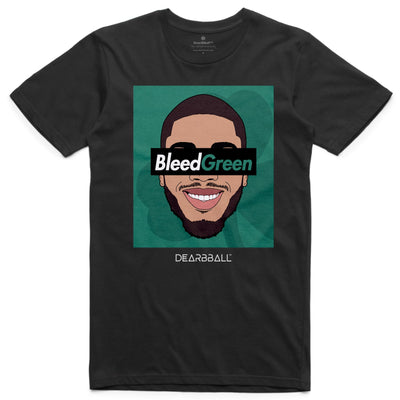 Jayson_Tatum_Shirt_BleedGreen_Dearbball_Black
