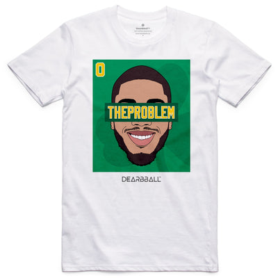 Jayson_Tatum_Shirt_The_Problem_Dearbball_White