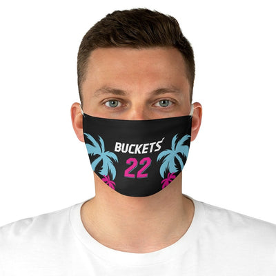 Jimmy-Butler-Mask-Buckets-Miami-Heat-Basketball-Dearbball-Black