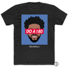Joel Embiid T-Shirt - DO A 180 Blue Supremacy