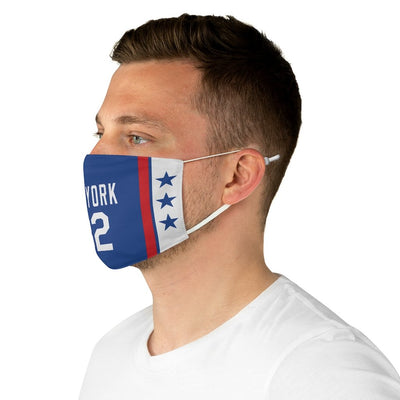 Julius-Erving-Mask-DOCTOR-J-Newyork-Nets-Basketball-Dearbball-Blue
