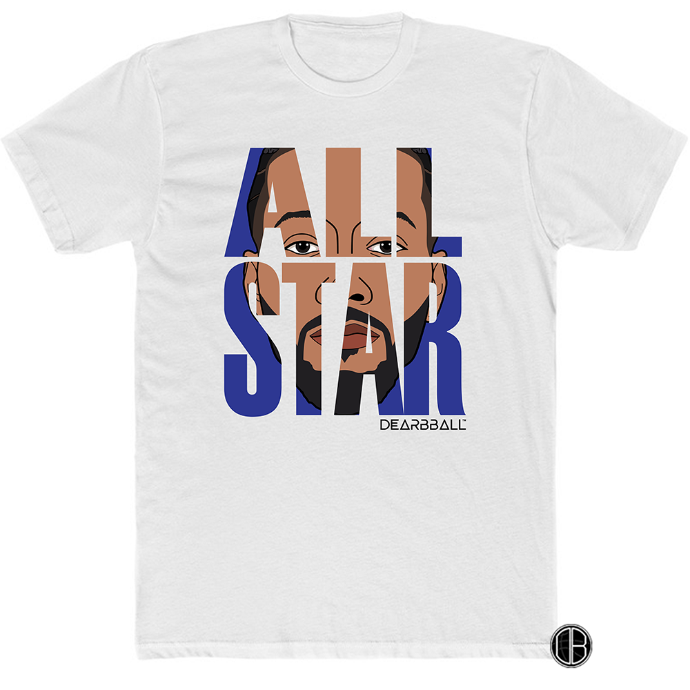 Kawhi Leonard Blue ALL STAR GAME