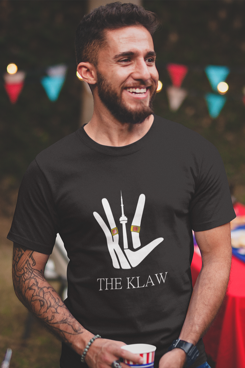 The Klaw CN Tower Shirt - 2 Rings