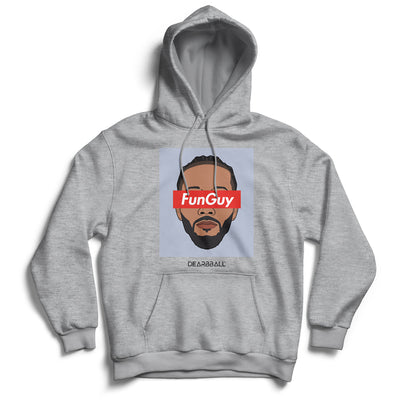 Kawhi_Leonard_hoodie_THE_KLAW_Los_Angeles_Clippers_dearbball_grey