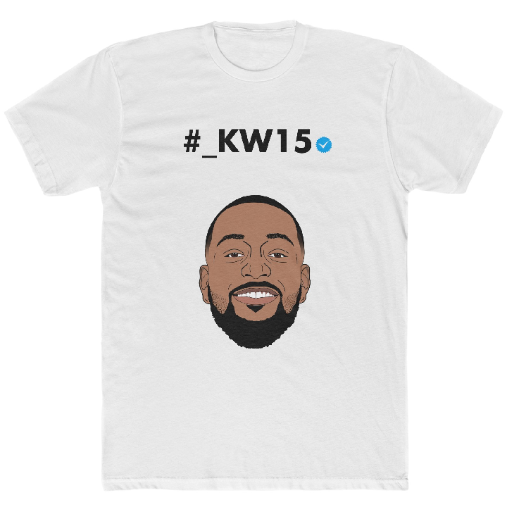 Kemba Walker Shirt - KW15 Instagram