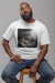 Snake's Killer Instinct White Shirt - Black Mamba